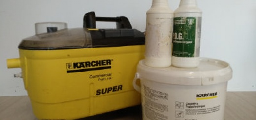 Экстрактор- моющий пылесос